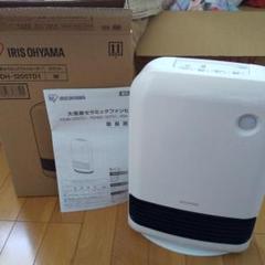 """Thumbnail of """"アイリスオーヤマ 大風量 セラミックファンヒーター 1200W ホワイト PD…"""""""