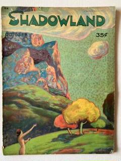 """Thumbnail of """"Shadowland/ 1920年10月"""""""