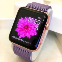 "Thumbnail of ""レア色 Apple Watch 2 RoseGold アップルウォッチ 42mm"""