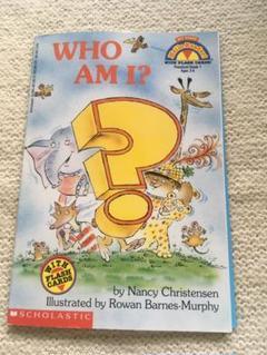 """Thumbnail of """"WHO  AM   I  ?"""""""