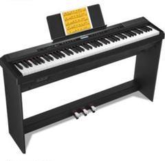 "Thumbnail of ""⭐️特大SALE⭐️電子ピアノ 88鍵  MIDI ウェイテッド 自動演奏 新品"""