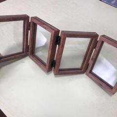 """Thumbnail of """"のん様 フォトフレーム 写真立て 木製 ガラス L判"""""""