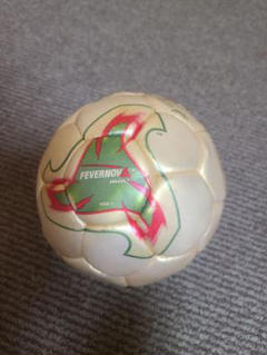 "Thumbnail of ""2002 FIFAワールドカップ韓国/日本 ミニボール サインボール 12cm"""
