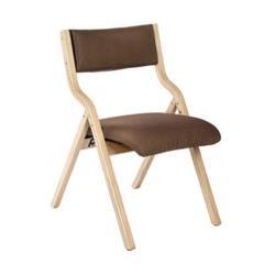 """Thumbnail of """"ダイニングチェア 木製 椅子 完成品 イス 折りたたみチェア リビング"""""""