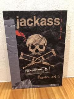 "Thumbnail of ""Jackass Vol.2 & Vol.3 DVDコレクション2枚組 美品"""
