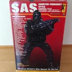"Thumbnail of ""メディコム・トイ リアルアクションヒーローズ SAS カウンターテロリストスタ…"""