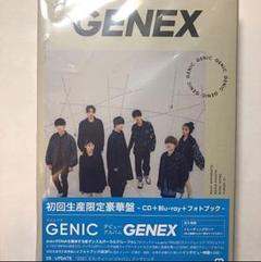 "Thumbnail of ""GENIC  ファーストアルバム GENEX"""
