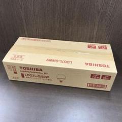 """Thumbnail of """"未使用 東芝 電球色 LDG7L-G/60W  電球形LEDランプ 10個入"""""""
