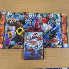 "Thumbnail of ""値下げ‼️仮面ライダービルド DVDと枕カバーセット"""