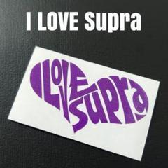 "Thumbnail of ""人気商品✨【I LOVE Supra】カッティングステッカー"""