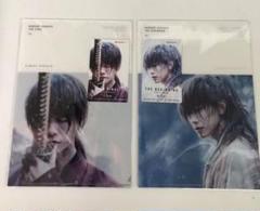 """Thumbnail of """"るろうに剣心⭐︎ムビチケ&クリアファイル"""""""