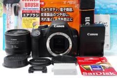 """Thumbnail of """"☆動画も撮れる!スマホ転送可!☆ Canon KissX3 一眼レフ デジカメ"""""""