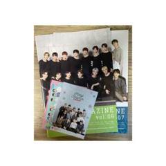 "Thumbnail of ""seventeen会報誌 tol.6.7 ポストカード"""