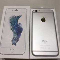 "Thumbnail of ""iPhone6s 128GB シルバー アイフォーン"""
