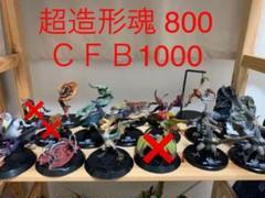 """Thumbnail of """"モンスターハンター超造形魂 CFBフィギュアセット"""""""