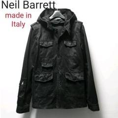 """Thumbnail of """"イタリア製◇ニールバレットNeil Barrett◇ミリタリージャケット"""""""