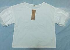"Thumbnail of ""OZOCオゾックパフスリーブTシャツ"""