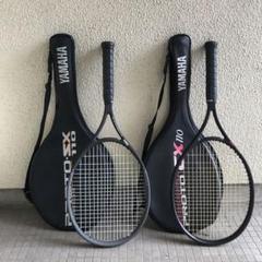 """Thumbnail of """"YAMAHA テニスラケット proto cx110 とsx110 ブラック"""""""