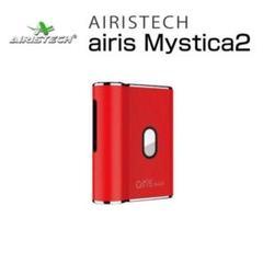 "Thumbnail of ""AIRISTECH MYSTICAⅡ CBD VAPE ベイプ(レッド)②"""