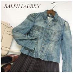 """Thumbnail of """"RALPH LAUREN ラルフローレン デニムジャケット Gジャン サイズ11"""""""