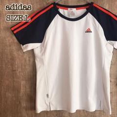 """Thumbnail of """"adidas アディダス Tシャツ スポーツシャツ ホワイト CLIMALITE"""""""