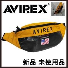"""Thumbnail of """"新品 未使用 AVIREX アヴィレックス ボディバッグ イエロー"""""""