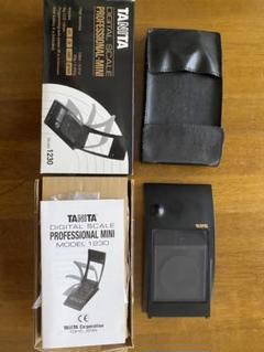 """Thumbnail of """"ジャンク品 タニタ TANITA  Model 1230 秤"""""""