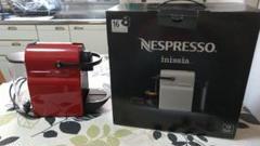 "Thumbnail of ""Nespresso inissia ネスプレッソ イニシア【美品】"""