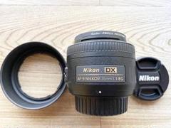 """Thumbnail of """"ニコン Nikon AF-S DX NIKKOR 35mm F1.8 G"""""""
