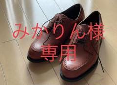 "Thumbnail of ""【新品】レザノヴァ天然皮革ゴルフシューズ 25.0EEE"""