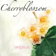 "Thumbnail of ""Cherryblossom サクラ咲ケ 満開の桜 パール イヤーカフ さくら 花"""