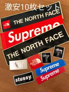 """Thumbnail of """"激安10枚 supreme&north face&suttsyステッカーセット"""""""