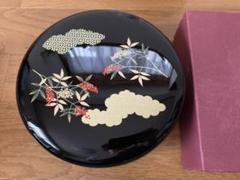 "Thumbnail of ""漆塗 菓子器"""