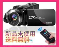 "Thumbnail of ""ビデオカメラ 2.7K YouTubeカメラ vlogカメラ webカメラ"""