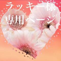"""Thumbnail of """"ラッキー様専用ページ"""""""