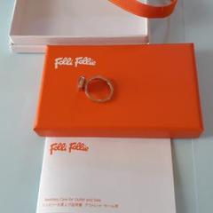 "Thumbnail of ""Folli Follie ハートリング 約9.5号"""