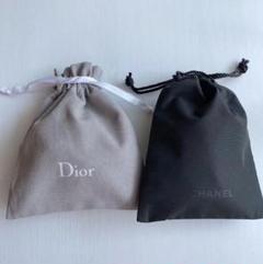 "Thumbnail of ""CHANEL   シャネル 巾着   Dior   ディオール 巾着"""
