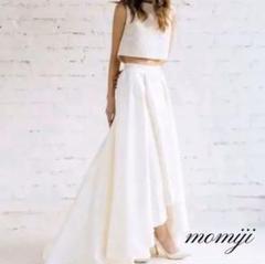 "Thumbnail of ""インポート セパレートドレス ウェディングドレス 結婚式 値下げしました!"""