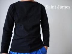 "Thumbnail of ""SAINT JAMES セントジェームス フランス製 ウエッソン 無地 Sサイズ"""