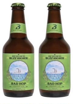 "Thumbnail of ""BADHOP クラフトビール2本 BUZZ HIGHER"""