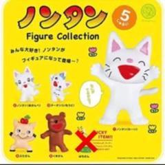 "Thumbnail of ""ノンタン フィギュア コレクション  フルコンプ 全5種"""