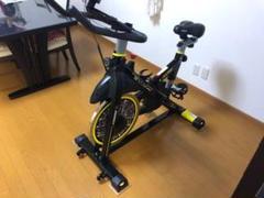 """Thumbnail of """"新品フィットネスバイク エクササイズバイク トレーニングマシン エアロバイク"""""""