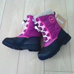 "Thumbnail of ""HI-TEC ハイテック キッズ スノーブーツ 靴 20cm"""