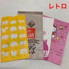 """Thumbnail of """"【レトロ】紙袋 4枚セット"""""""
