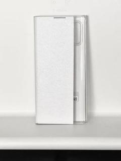 "Thumbnail of ""純正Galaxy Note10+用カバー EF-ZN975CWEGJP ホワイト"""