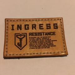"Thumbnail of ""Ingress RESISTANCEパッチ 75mm×50mm"""