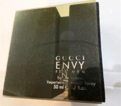 "Thumbnail of ""GUCCIグッチ ENVYエンビー formenフォーメン 50ml 廃盤香水"""