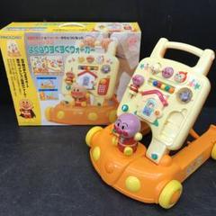 """Thumbnail of """"PINOCCHIO ピノチオ アンパンマン よくばりすくすくウォーカー カラカラ"""""""