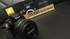 "Thumbnail of ""Nikon D5100 18-55VR/Nikon用TAMRON18-200mm"""