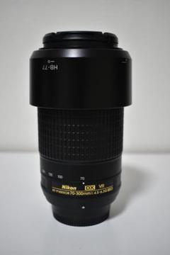 "Thumbnail of ""Nikon AF-P DX70-300F4.5-6.3G ED VR 望遠レンズ"""